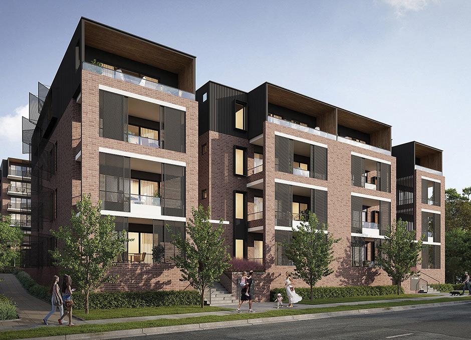 BLOC Building Canberra